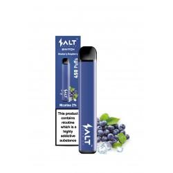 Ē-Cigarete Blueberry Rasberry 20mg./ml