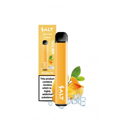 Ē-Cigarete Ice Mango 20mg./ml