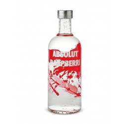 Absolut Raspberri 40% 70cl
