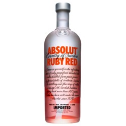 Absolut Ruby Red 40% 70cl