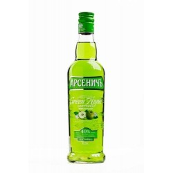 Arsenič Green Apple 40% 50cl