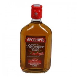 Arsenič Hot Pepper 40% 50cl
