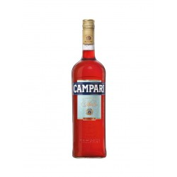 Campari Bitter 25% 100cl