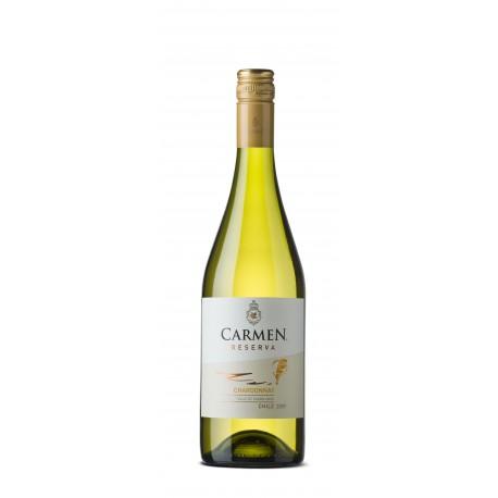 Vīns Carmen Chardonnay 0.75L 13.5