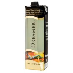 Vīns Dreamer Sweet White Tetra 10  1 L
