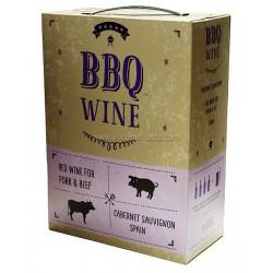 Sarkanvīns BBQ Wine Cabernet Sauvignon BIB 12  3 L
