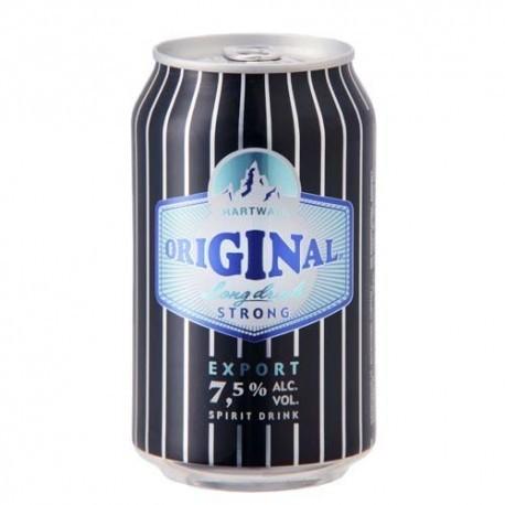 Džins Hartwall Original Long Drink Strong 7.5  24 0.33 L