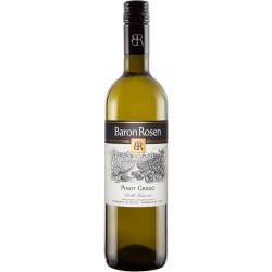 Vīns Baron Rosen Pinot Grigio 14 12.5  0.75 L