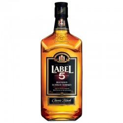 Label 5 40% 50cl