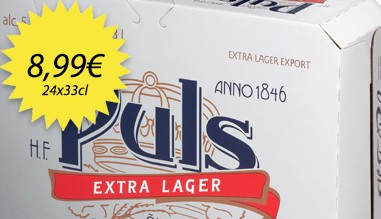 Puls Extra Lager